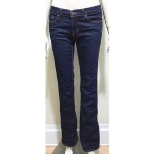 J Brand Size 27 118 Boot Leg Jean in Ink